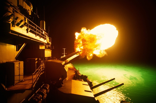 Ảnh đẹp : Chiếm hạm thiếp giáp mạnh nhất của hải quân Mỹ Zing_iowa_15