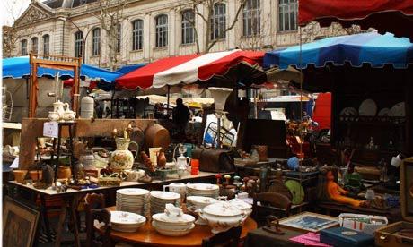Những khu chợ giá rẻ đông khách nhất thế giới ToulousefleamarketFran006