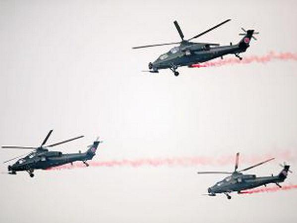 Topics tagged under trực-thăng on Diễn đàn Tuổi trẻ Việt Nam | 2TVN Forum Maybaytructhangg_Z10_cuaTrungQuoc