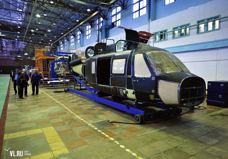 Ka-60 Multirole Helicopter: Big1193911_2