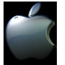 Karışık İkonlar Apple-black