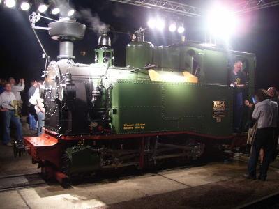sächsische Schmalspurbahn - 750mm-Schmalspurlokomotiven  100_2510