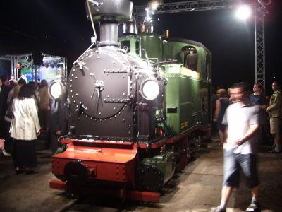 sächsische Schmalspurbahn - 750mm-Schmalspurlokomotiven  100_2519