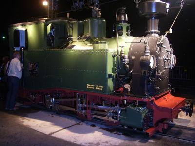 sächsische Schmalspurbahn - 750mm-Schmalspurlokomotiven  100_2546