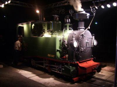 sächsische Schmalspurbahn - 750mm-Schmalspurlokomotiven  100_2549