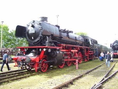Dampftage Meiningen 2009 Mei-41360