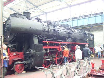 Dampftage Meiningen 2009 Mei-528079