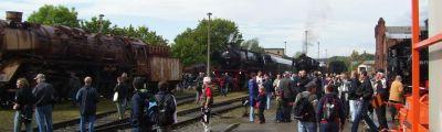Dampftage Meiningen 2009 Mei-draussen-001