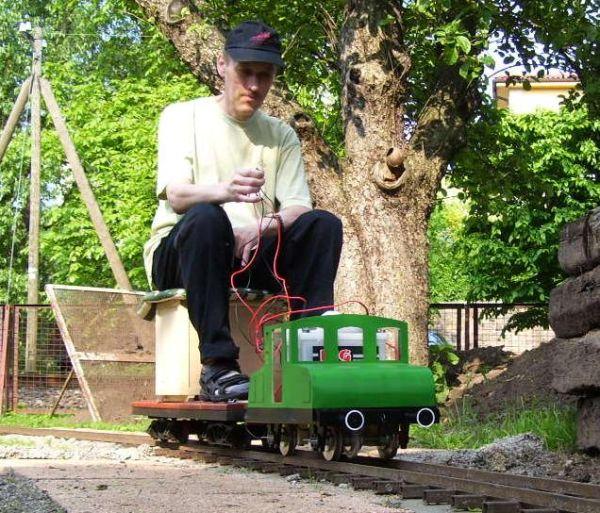 Na mal sehen, was das wird... Gartenbahn in 5 Zoll - Seite 7 2505100-1