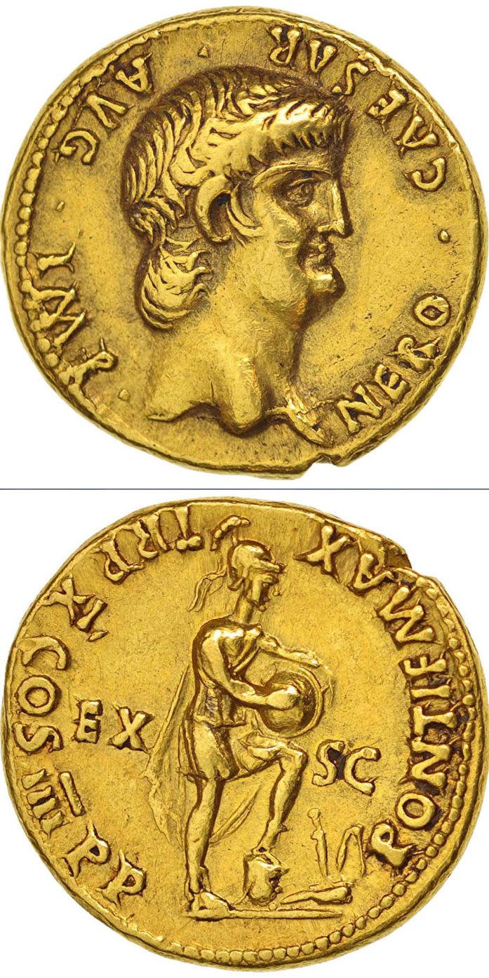 Aureus 1er achat Aureus22