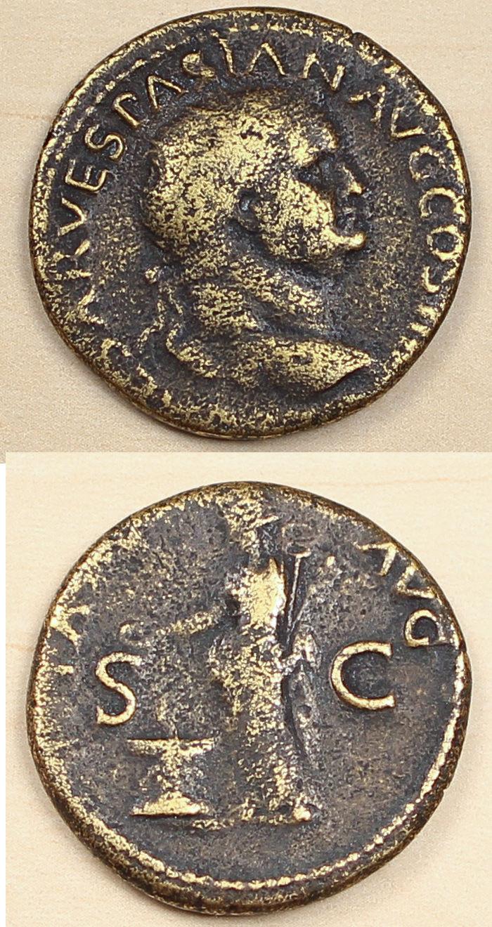 Raretés ou banales ? Coin4