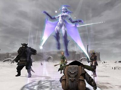 Final Fantasy XI Shivaxi