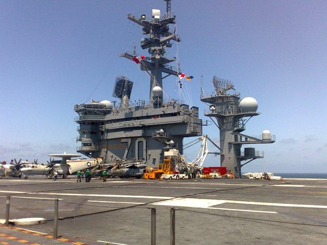 USS  CARL  VINSON  EN  PERU Pict14