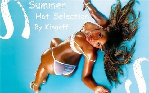 2009.09.08 - VA - Summer Hot Selection (mixed by Kingoff) Coverhs