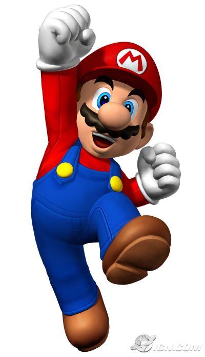 La galerie de Mario Mario