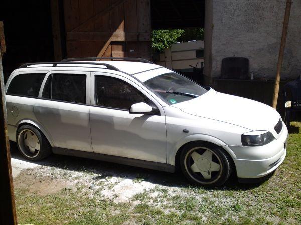 Astra G Caravan Mattgrau 05062011311