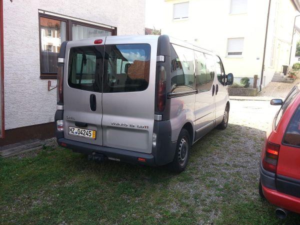 Opel Vivaro 20120913_112627