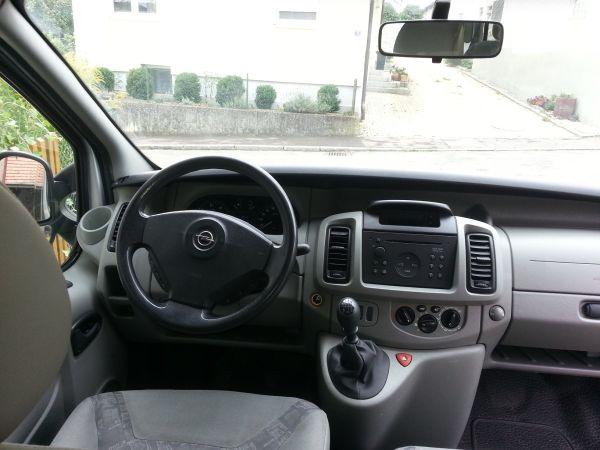 Opel Vivaro 20120915_125433