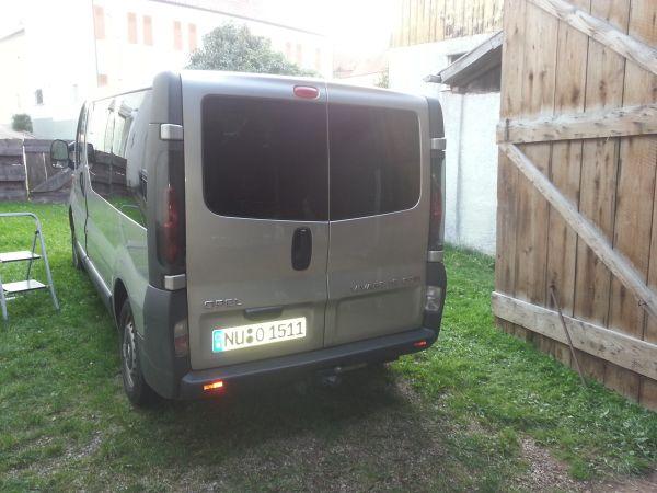 Opel Vivaro 20120916_184639