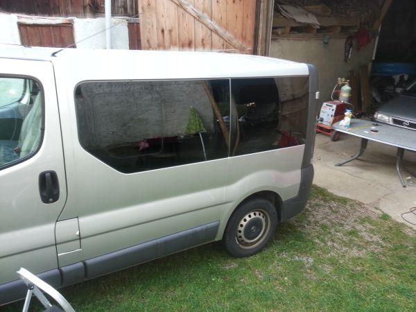 Opel Vivaro 20120916_184701