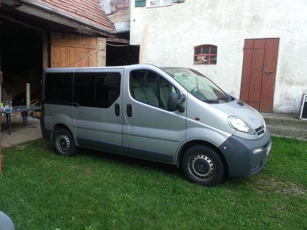 Opel Vivaro 20120916_184715