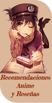 Recomendaicones Anime