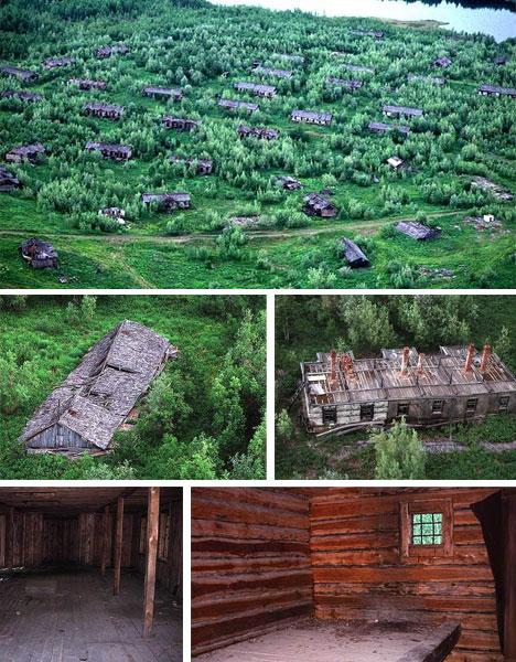 Construcciones abandonadas de la antigua URSS Russian-gulag-abandoned-historical-buildings