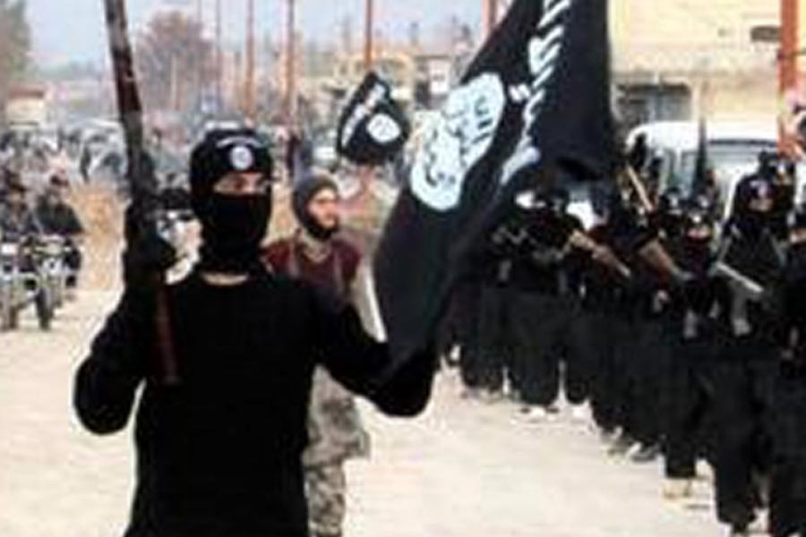 """Deutscher Islamist ruft zur Tötung """"Ungläubiger"""" auf FILE-This-undated-file-image-posted-on"""