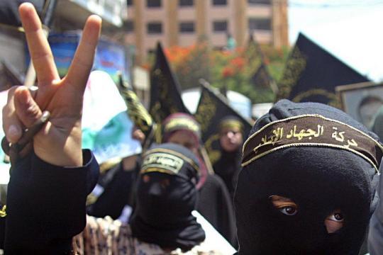 Aufruf zum Dschihad ist nicht mehr strafbar! Sagt unsere Politik! Dschihad-DW-Politik-Gaza-Stadt
