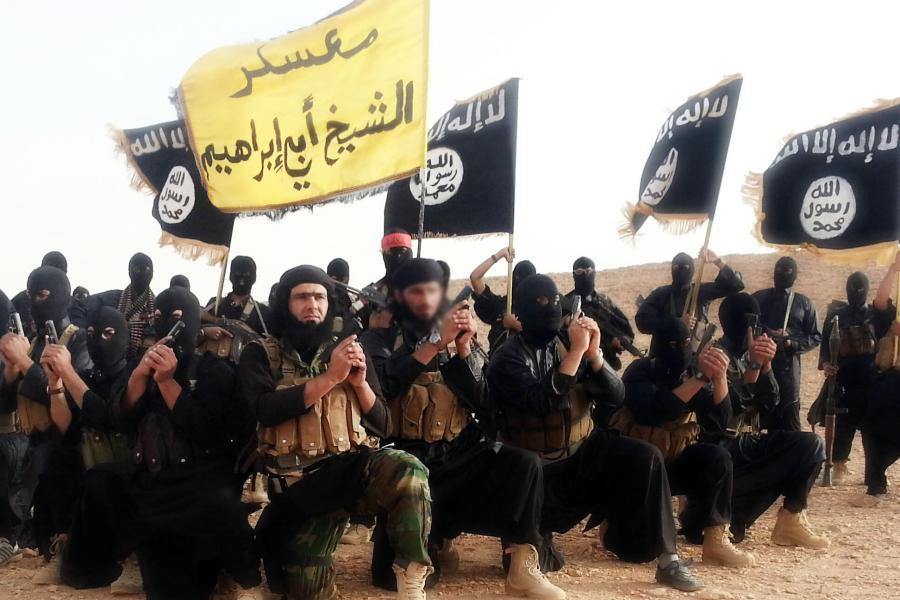 """Deutscher Islamist ruft zur Tötung """"Ungläubiger"""" auf Islamic-State-In-Iraq-And-The-Levant-Propaganda-Pictures-Iraq"""