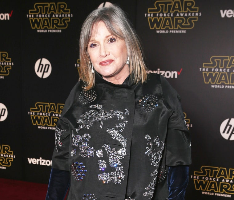 Carrie Fisher dies days after suffering heart attack; mother dies the next day Carrie-fisher-social-8f7ad7e6-a4fd-41fe-ad01-4fbf9907949f