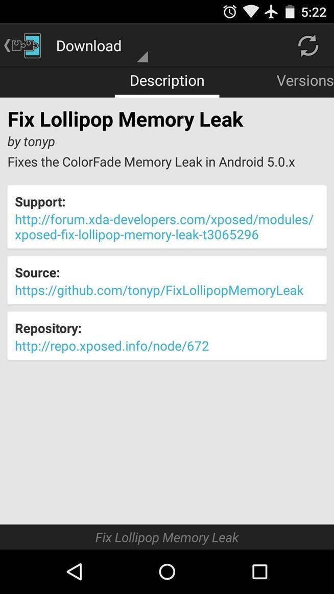 Jak opravit na Android Lollipop / nevracení paměti pro lepší výkon/ Fix-android-lollipops-memory-leak-for-improved-performance.w654