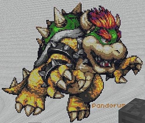 Um Excelente Pixel Artist Make-pixel-art-minecraft.w654