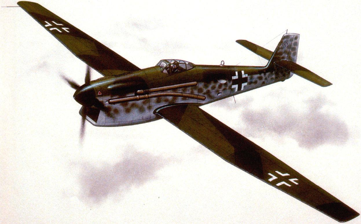 """[Special Hobby] Blohm & Voss BV 155B (V-1) """"Karawanken"""" 2_4"""
