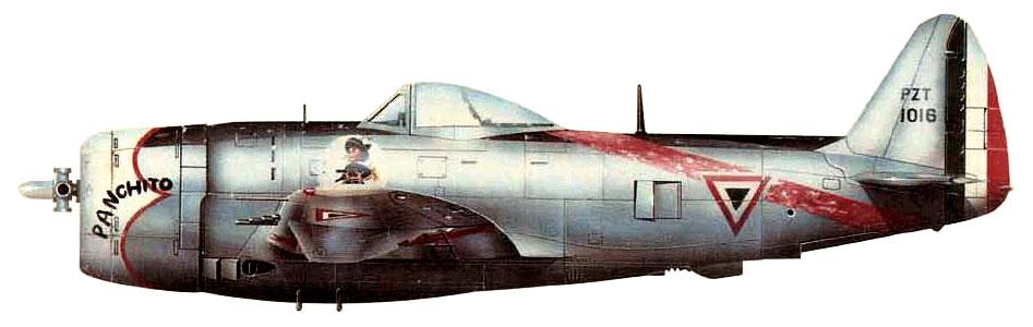 """P-47 D """"Centinela de la Patria"""" (Foto del Mes). 148_5"""