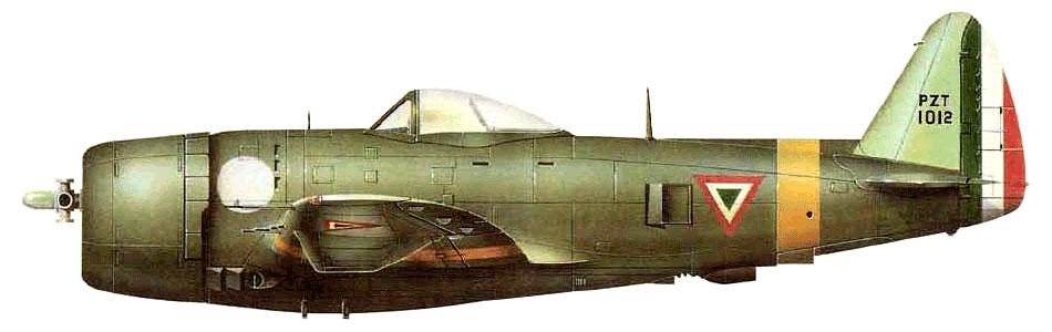 """P-47 D """"Centinela de la Patria"""" (Foto del Mes). 148_6"""