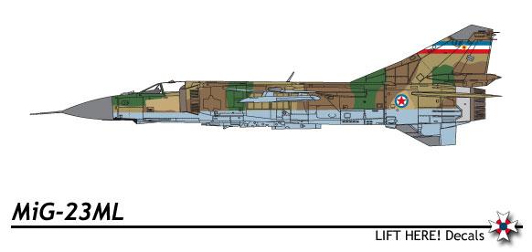 MiG-23 iračkog RV na a Bihać 111_1