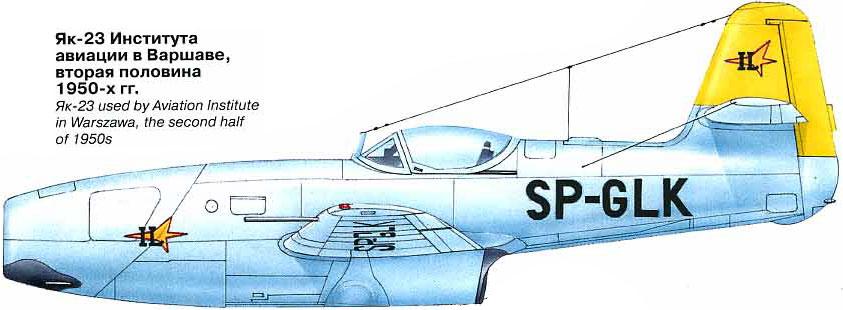 YAKOVLEV - avioni konstruktora Jakovljeva 29_o_1_b3_a1