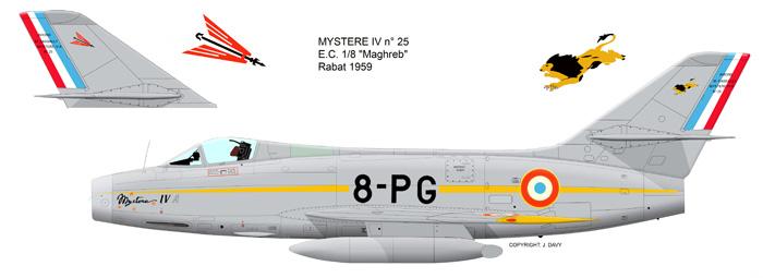 Dassault MD 454 Mystere IVA 21_14