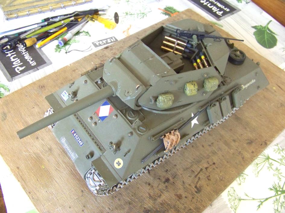[1/16] [Heng Long] 3-inch Gun Motor Carriage M 10 Tank Destroyer suite 102_3088-45cf087