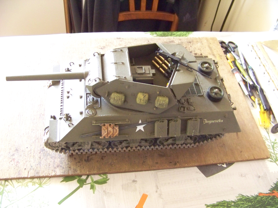 [1/16] [Heng Long] 3-inch Gun Motor Carriage M 10 Tank Destroyer suite 102_3089-45cf093