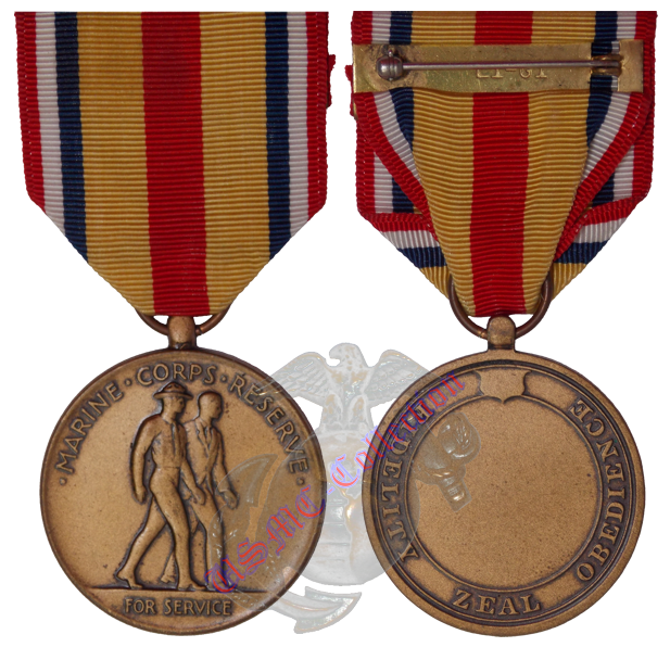 ORGANIZED MARINE CORPS RESERVE MEDAL Image1---f-469375d