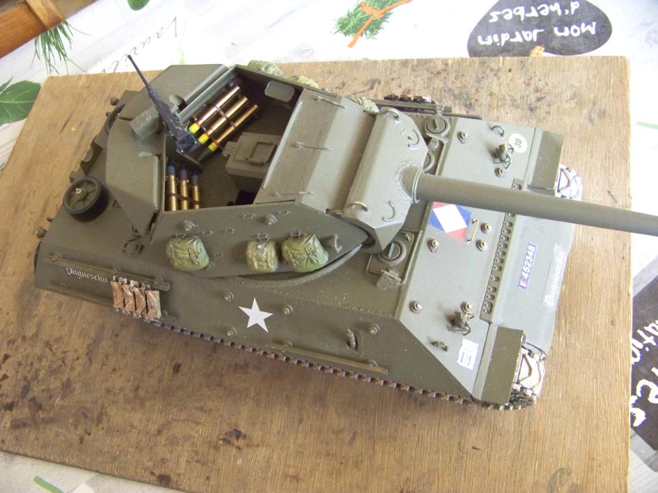[1/16] [Heng Long] 3-inch Gun Motor Carriage M 10 Tank Destroyer suite 102_3087-45cf07f