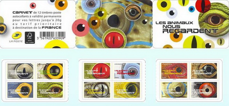 Grand prix de l'Art philatélique 08-03_bca-regards-animaux-4afcbee
