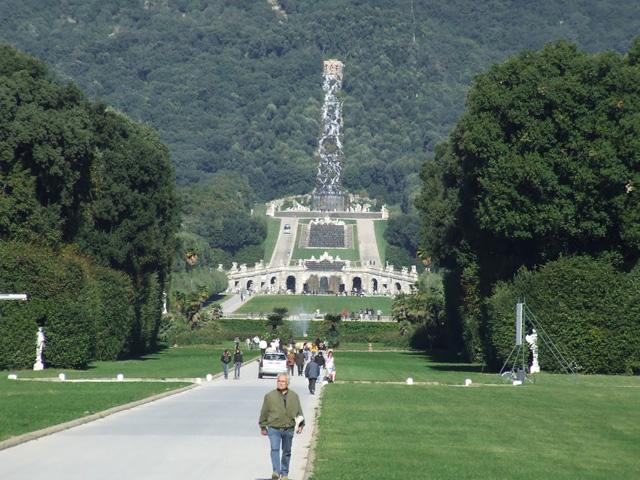 La Campanie ... en 2006 Caserta-511bef4