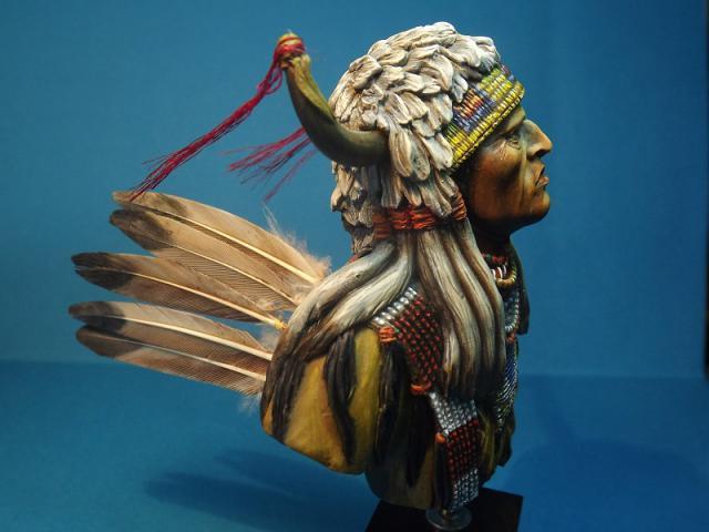 Buste Jicarilla Apache, un classique revisité (Fini !!!) Indien7-4ff5127