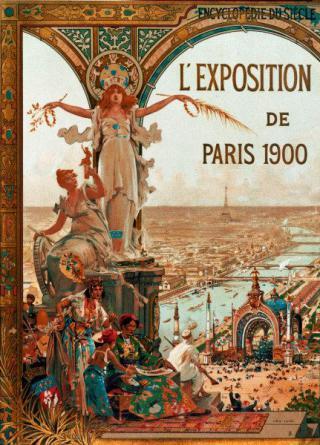 Une petite histoire par jour (La France Pittoresque) - Page 6 Exposition_univ_1900-544d798