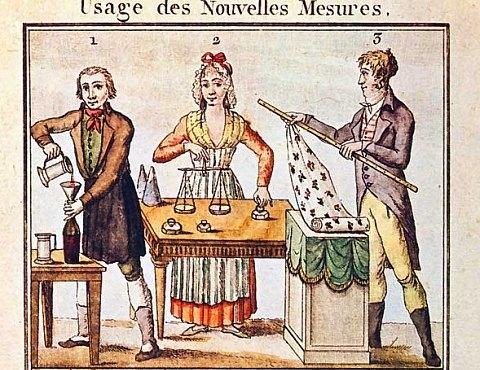 Une petite histoire par jour (La France Pittoresque) - Page 5 Systeme-metrique-5441f2a