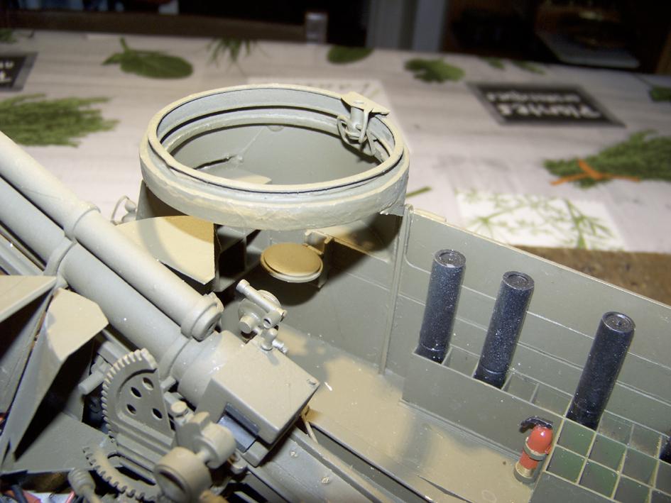 "M7 B1 105 Howitzer Gun Motor Carriage ""Priest"" - Heng Long - 1/16e - Page 3 103_4098-4ed14fd"