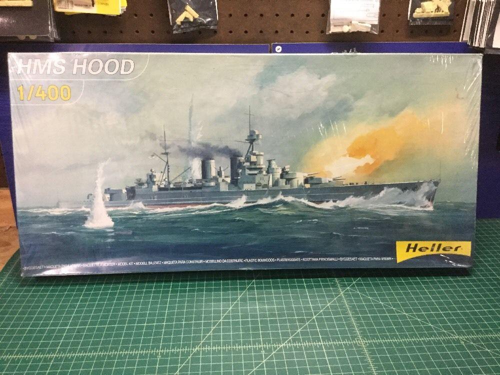 HMS Hood  Heller au 1/400 S-l1600-53cee0a